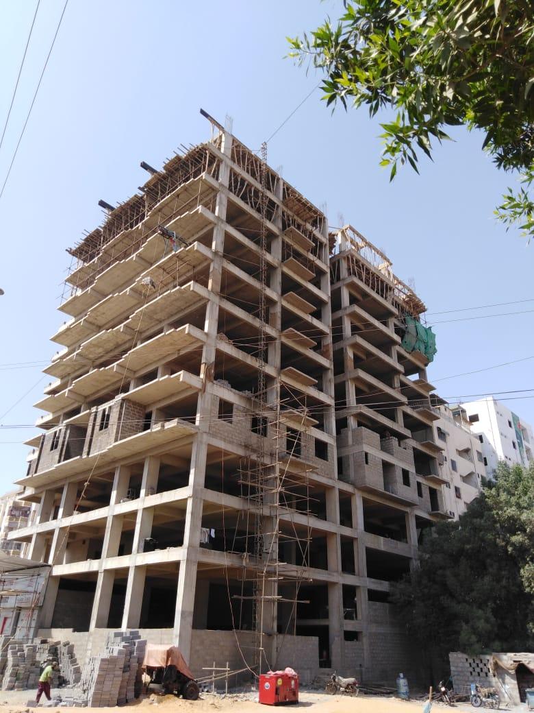 Square Tower by Al Ghafoor - 2017 - Al Ghafoor Group